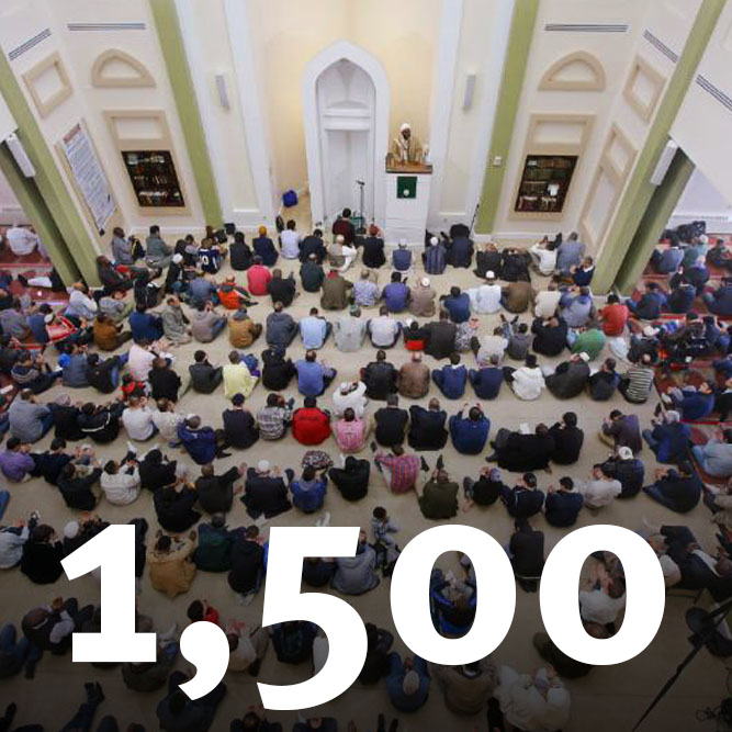 ISBCC – The Largest Mosque in New England